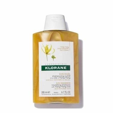 Klorane KLORANE Shampooing Nutritif a la cire d'Ylang Ylang 200 ml - Güneş Bakım Şampuanı Renksiz